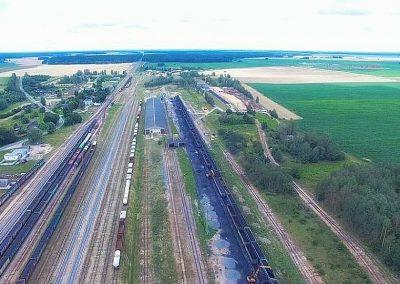 грузовой терминал Свислочь