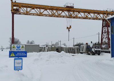 грузовой терминал Лида